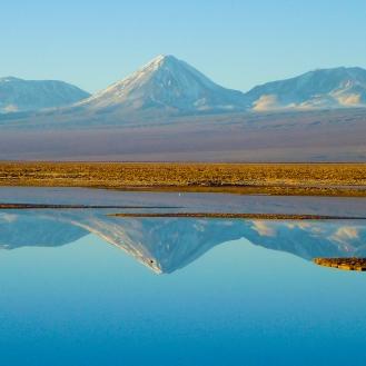 Tebinquinche Lagoon - Atacama Salt-Flat